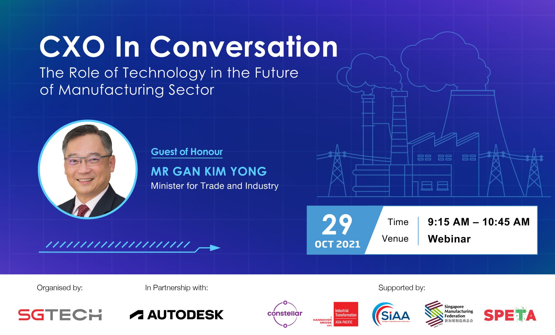 CXO In Conversation: The Role of Technology in the Future of Manufacturing Sector