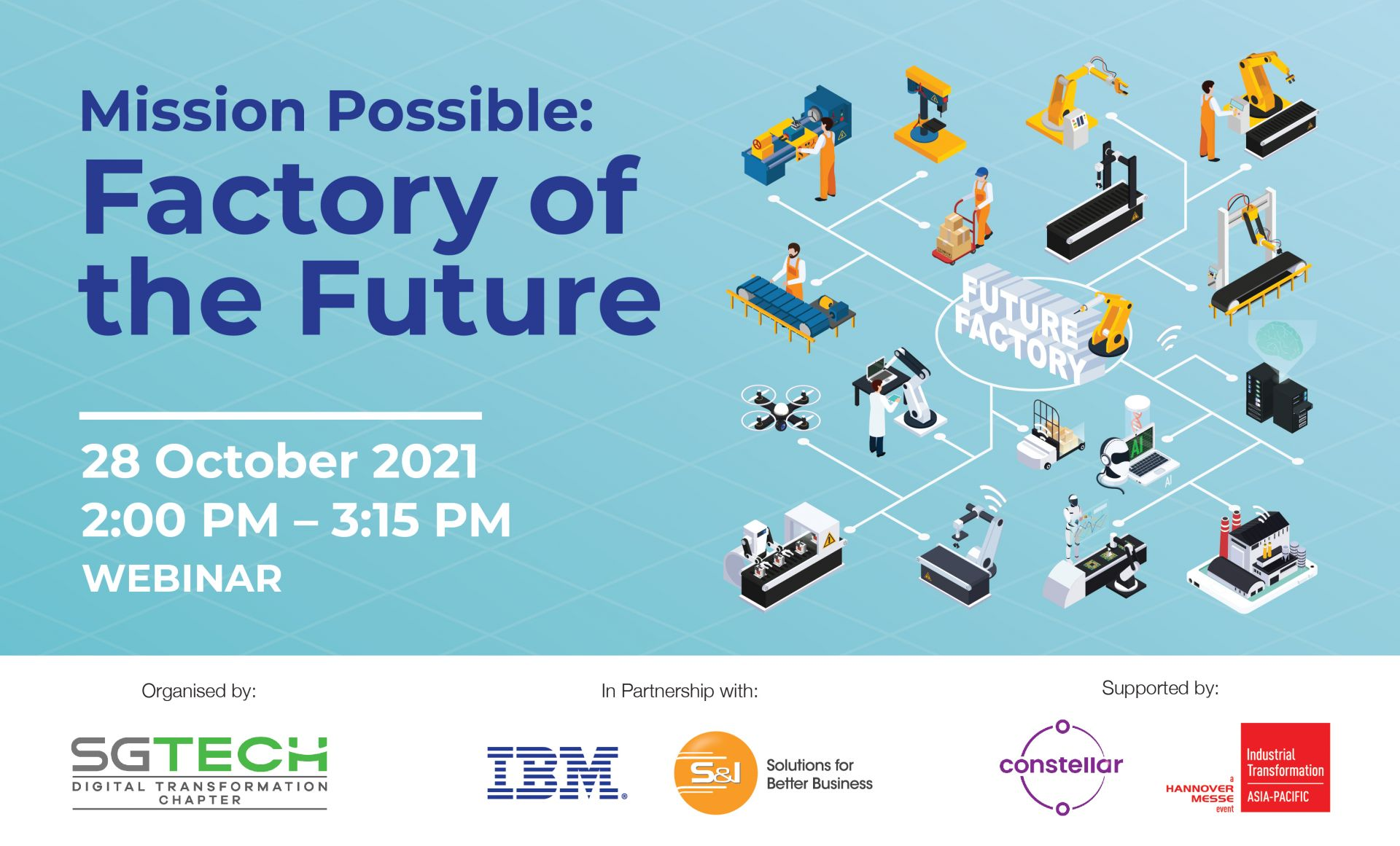 Mission Possible: Factory of the Future